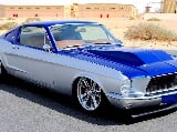 Photo 1965 Ford Mustang Coupe IFS