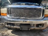 Photo Ford excursion limited v10 engine original...