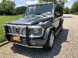 Photo 2005 Mercedes-Benz G-Class 5.5l amg