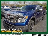 Photo Used 2017 Nissan Titan Platinum Reserve for sale