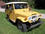 Photo 1971 Toyota FJ Cruiser