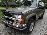 Photo 1999 Chevrolet Tahoe 2 Door