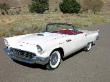 Photo 1957 Ford Thunderbird