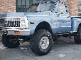 Photo 1970 Chevrolet Cheyenne very rare K10 Stepside
