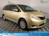 Photo 2013 Toyota Sienna LE 7-Passenger, Champagne in...