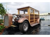 Photo 1930 Ford Woody Wagon