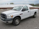 Photo 2009 Dodge Ram 2500 REG CAB RWD 6. 7 cummins...