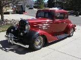 Photo 1934 Chevrolet 5-Window Coupe