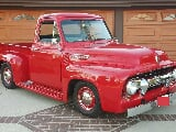 Photo 1954 ford f-100 estomod absolutely stunning