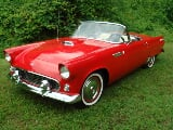 Photo 1955 Ford Thunderbird 292 V8 Convertible...