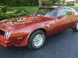 Photo 1976 pontiac trans am