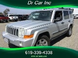 Photo 2006 Jeep Commander Base, Bright Silver...