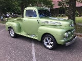 Photo 1951 Ford F100 Restored V8 Flathead