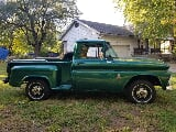 Photo 1963 chevrolet c10 pickup short bed
