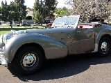 Photo 1949 Triumph 2000 Roadster