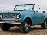 Photo 1970 International Harvester Scout 800A