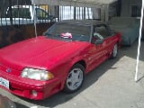 Photo 1991 Ford Mustang GT