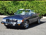Photo 1987 Mercedes-Benz 560SL Only 44,000 miles...