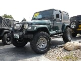 Photo 2001 Jeep Wrangler Sahara