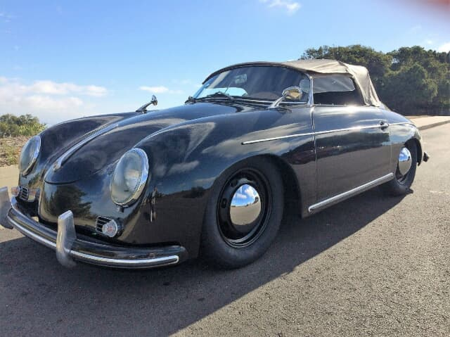 Photo 1957 Porsche 356 Speedster Replica RWD