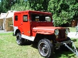 Photo 1950 Willys Jeep
