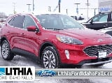 Photo 2020 Ford Escape Titanium
