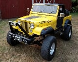 Photo 1982 Jeep Custom Scrambler CJ 8
