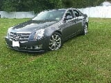 Photo 2009 Cadillac CTS AWD