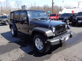 Photo 2015 Jeep Wrangler Unlimited Sport