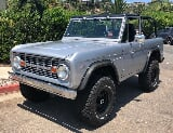 Photo 1966 Ford Bronco Fully Restored