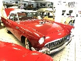 Photo 1957 ford thunderbird two tops 312 motor /...