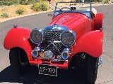 Photo 1935 Jaguar S 100