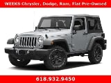 Photo 2017 Jeep Wrangler Sport - $29,900