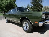 Photo 1969 Plymouth GTX Factory 4 Speed