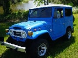 Photo 1971 Toyota Land Cruiser Hard Top