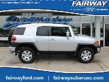 Photo 2008 Toyota FJ Cruiser Base, Titanium Metallic...