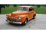 Photo 1946 Ford Club Coupe