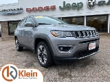 Photo 2018 Jeep Compass Limited (4X4), Billet Silver...