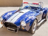 Photo 1966 Shelby Cobra Blue 427 S/C