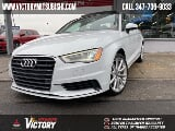 Photo Used Audi A3 2016 Ibis White, 22.9K miles