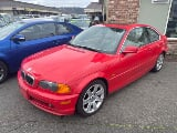 Photo 2000 BMW 3-Series 323Ci, Red in Auburn, Washington