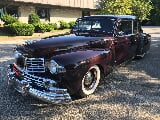 Photo 1948 lincoln sorry just sold! Continental