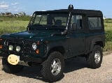 Photo 1997 Land Rover Defender Base Sport Utility 2-Door