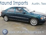 Photo 2001 Volvo S60 Four-Door Sedan T5 4dr Sdn
