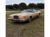 Photo 1974 Lincoln Continental