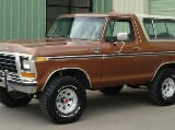 Photo 1978 Ford Bronco Ranger XLT 4x4