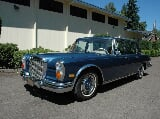 Photo 1972 Mercedes-Benz 600-Series