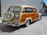 Photo 1951 Mercury Woody Wagon