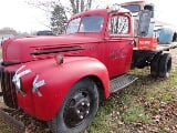 Photo 1946 Ford Flatbed Truck