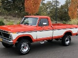 Photo 1977 Ford F-250 Ranger 4x4 Garage Kept Clean Title